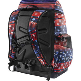 TYR Alliance 45l USA Print Backpack red/white/blue